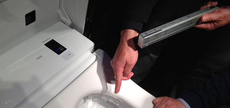 Comment installer un wc japonais - Wc avec douchette anale ...