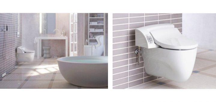test du pack wc lavant suspendu premium aquaclean 5000 plus. Black Bedroom Furniture Sets. Home Design Ideas